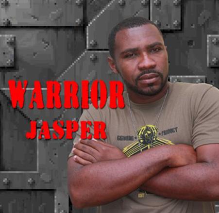 Jasper gathered